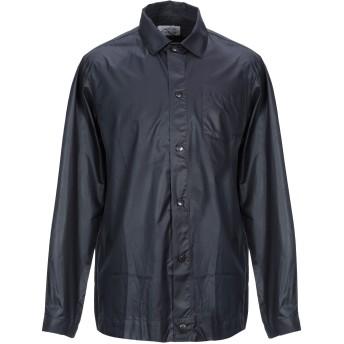 《期間限定セール開催中!》LIBERTINE-LIBERTINE メンズ シャツ ダークブルー S ポリエステル 100%