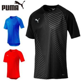 プーマ PUMA サッカーウェア 半袖シャツ メンズ NXTグラフィックシャツコア 656235