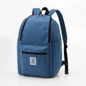 バッグ カバン 鞄 レディース リュック ディズニー 口がガバっと開くリュックサック カラー 「ブルー」