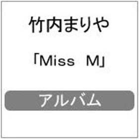 Miss M/竹内まりや[CD]【返品種別A】