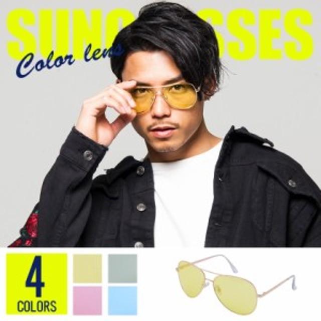 5311706826746b セール SALE サングラス メガネ メンズ CavariA キャバリア ティアドロップフレームサングラス 即日発送 サングラス メンズ カラー