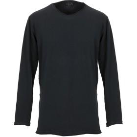 《期間限定セール開催中!》OVERCOME メンズ スウェットシャツ ブラック S 100% コットン