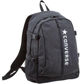 コンバース(CONVERSE) 9S Dバック ブラック/ホワイト C1904012 1911 デイパック バックパック 通学 スポーツバッグ リュック 部活