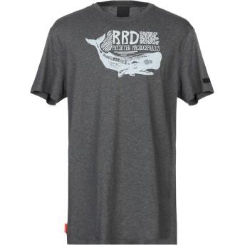 《セール開催中》RRD メンズ T シャツ グレー 44 コットン 100%