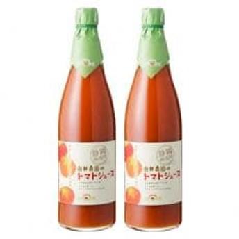 白井農園のトマトジュース大瓶(720ml)2本入り