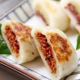 あまくさ焼餅(七彩)