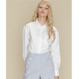 GRACE CONTINENTAL / グレースコンチネンタル オフショルダーシャツ