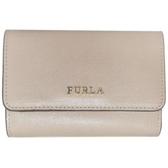 フルラ 財布 ベージュ系 FURLA バビロン S トライフォールド ウォレット PR76 B30 TUK 992591[三つ折り財布][送料無料](TN321-2)