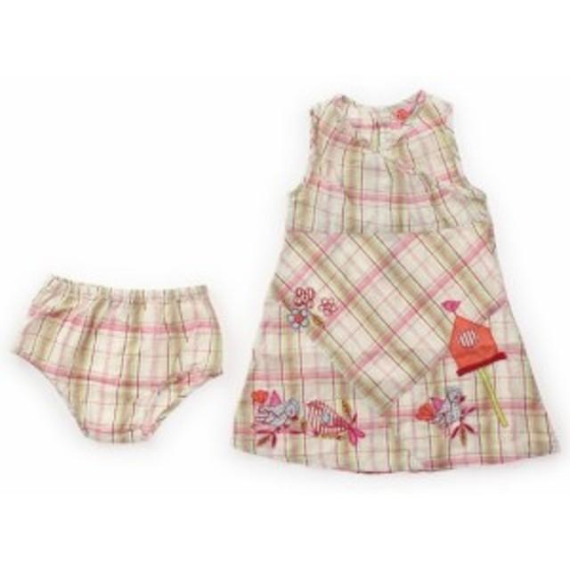 16347fa485e36 ディーパム DPAM ワンピース 90サイズ 女の子 USED子供服・ベビー服 ...