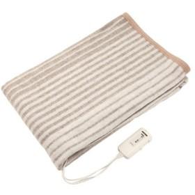 コイズミ 電磁波カット 電気掛敷毛布 KDK7554D 代引不可