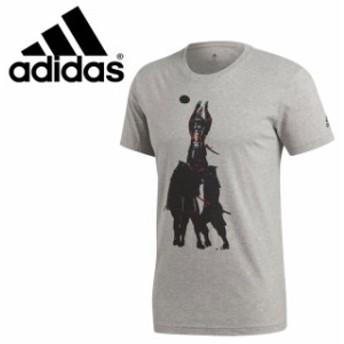 ☆アディダス ラグビー トレーニング Tシャツ 半袖 丸首 メンズ サムライ T SAMURAI T adidas FJZ29