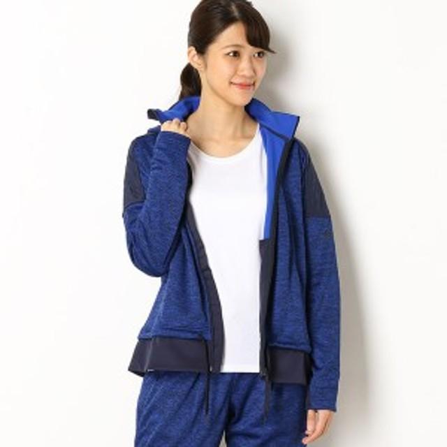 アディダス(adidas)/【adidas/アディダス】W M4T クライマウォーム スウェットフードJK