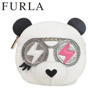 フルラ FURLA 財布 コインケース 小銭入れ レディース ALLEGRA COIN CASE ホワイト 964005