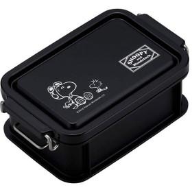 スヌーピー 弁当箱 /  コンテナ ランチボックス S 450ml SNOOPY ブラック