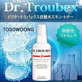 [TOSOWOONG]ドクタートラバックス炭酸水スキントナー/肌のことでお悩みなら、注目!/弱酸性/特許成分/肌悩み解決ニキビ肌/毛穴/ 弾力/皮脂/ニキビ跡1位/ニキビの鎮静韓国コスメ