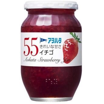 アヲハタ55 イチゴ 400g 代引不可
