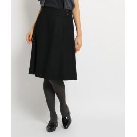 Reflect(リフレクト) イレギュラーフレア圧縮ウールスカート