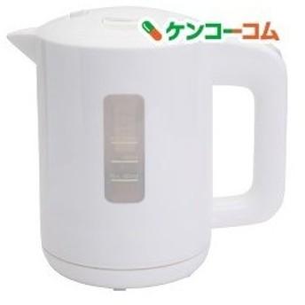 YUASA PRIMUS(ユアサプライムス) 電気ケトル 800ml ホワイト PPK-128P WH ( 1台 )/ YUASA PRIMUS(ユアサプライムス)