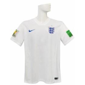 (ナイキ) NIKE/2014イングランド代表/ホーム/半袖/ワールドカップバッジ付/フルマーキング仕様/588101-105