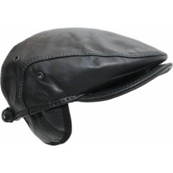 リカルド ビーエイチ ハット 帽子 メンズ【Ricardo BH Ivy Cap】Black