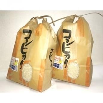 【須賀川産】30年産福島コシヒカリ8kg(4kg×2袋)
