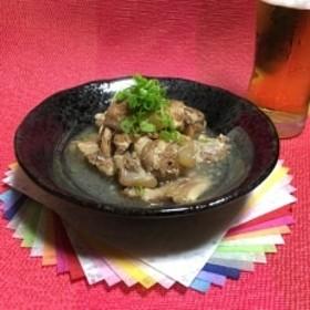 コラーゲンたっぷり宮崎県産軟骨の柚子胡椒煮1kg