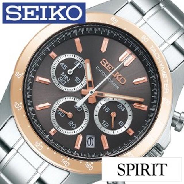 9d6e33ce05 セイコー腕時計 SEIKO時計 SEIKO 腕時計 セイコー 時計 メンズ ブラウン SBTR026