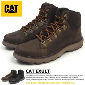 ワークブーツ メンズ キャタピラー CAT EXULT