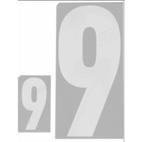 (フットボールアグリゲーション) FOOTBALL AGGREGATION112/13日本代表/ホーム/胸番号背番号セット/白9
