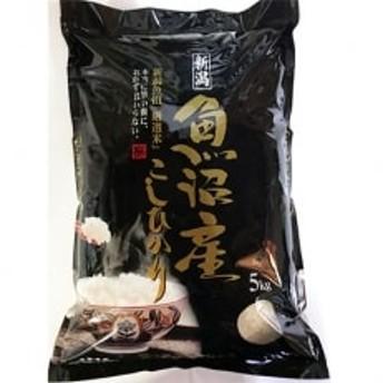 【平成30年産】 南魚沼産コシヒカリ無洗米5kg