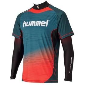 ヒュンメル メンズ トレーニングウェア サッカー フットサル HPFC-プラシャツ+インナーセット HAP7109 5722