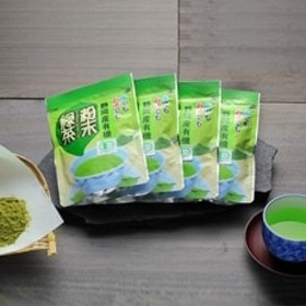 有機粉末緑茶50g×6袋