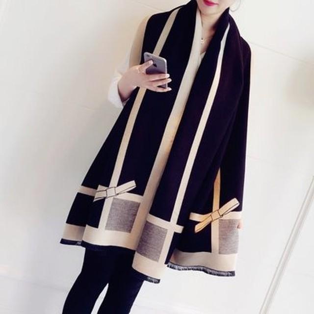 新款時尚棉質柔軟絲巾圍巾 文藝空調披肩 仿羊絨圍巾81