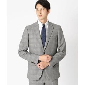 COMME CA ISM / コムサイズム 《セットアップ》グレンチェック スーツジャケット