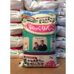 JGAP認証農場リッキーファームのお米【ふっくりんこ5kg】