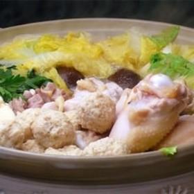 青森シャモロック 地鶏鍋セット(4人前)