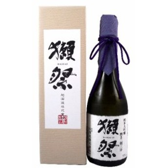 日本酒 獺祭 だっさい 純米大吟醸 磨き二割三分 専用カートン入り 720ml 山口県 旭酒造 23 正規販売店