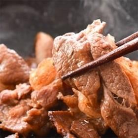のとしし(イノシシ)肉スライス 750g