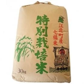 平成30年産 特別栽培米「さがびより」玄米30kg