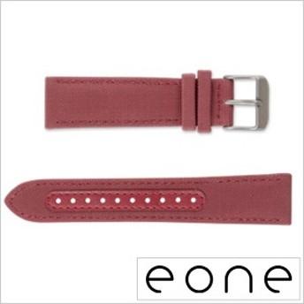 EONE 腕時計ベルト イーワン 時計 ブラッドリー バンド キャンバス ワイン BRADLEY BAND CANVAS WINE S-RED