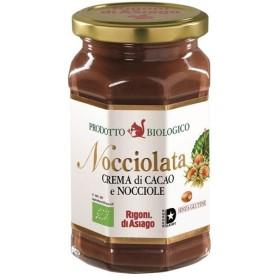 リゴーニ ディ アシアゴ ノチオラタ オーガニック ヘーゼルナッツチョコレートスプレッド 270g MIE PROJECT 代引不可