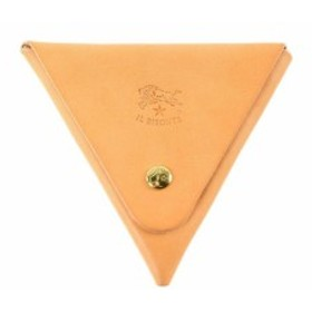c15338977785 イルビゾンテ スマホケース iPhoneケース レディース【Il Bisonte Triangle Coin Case】Naturale