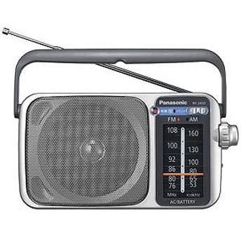 パナソニック FM/AM ホームラジオ RF-2450