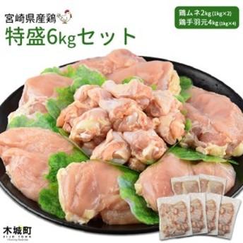 sn <宮崎県産鶏 やわらか若鶏2種6kg>2020年4月末迄に順次出荷