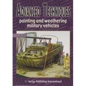 Auriga Publishing ADVANCED TECHNIQUES Vol.6(洋書)