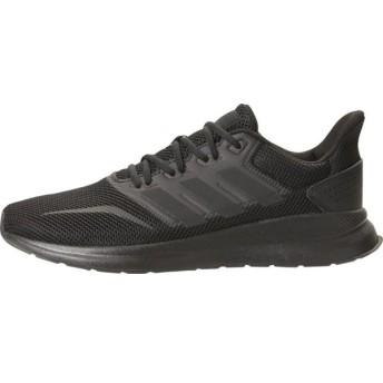 adidas(アディダス) adidas FALCONRUN M コアブラック×コアブラック×コアブラック G28970 コアBLK/コアBLK/ 25.5cm