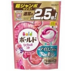 P&G ボールド ジェルボール3D 癒しのプレミアムブロッサムの香り つめかえ用 超ジャンボ 44個入