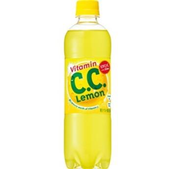 サントリー C.C.レモン 500ml 24本入り×1ケース(KT)