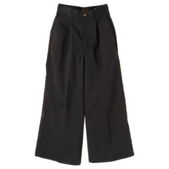 イーハイフンワールドギャラリー E hyphen world gallery Lee TUCK WIDE CHINO (Black)