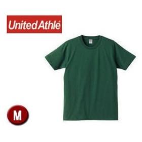 United Athle/ユナイテッドアスレ  540101C  5.0オンスTシャツ アダルトサイズ 【M】 (アイビーグリーン)